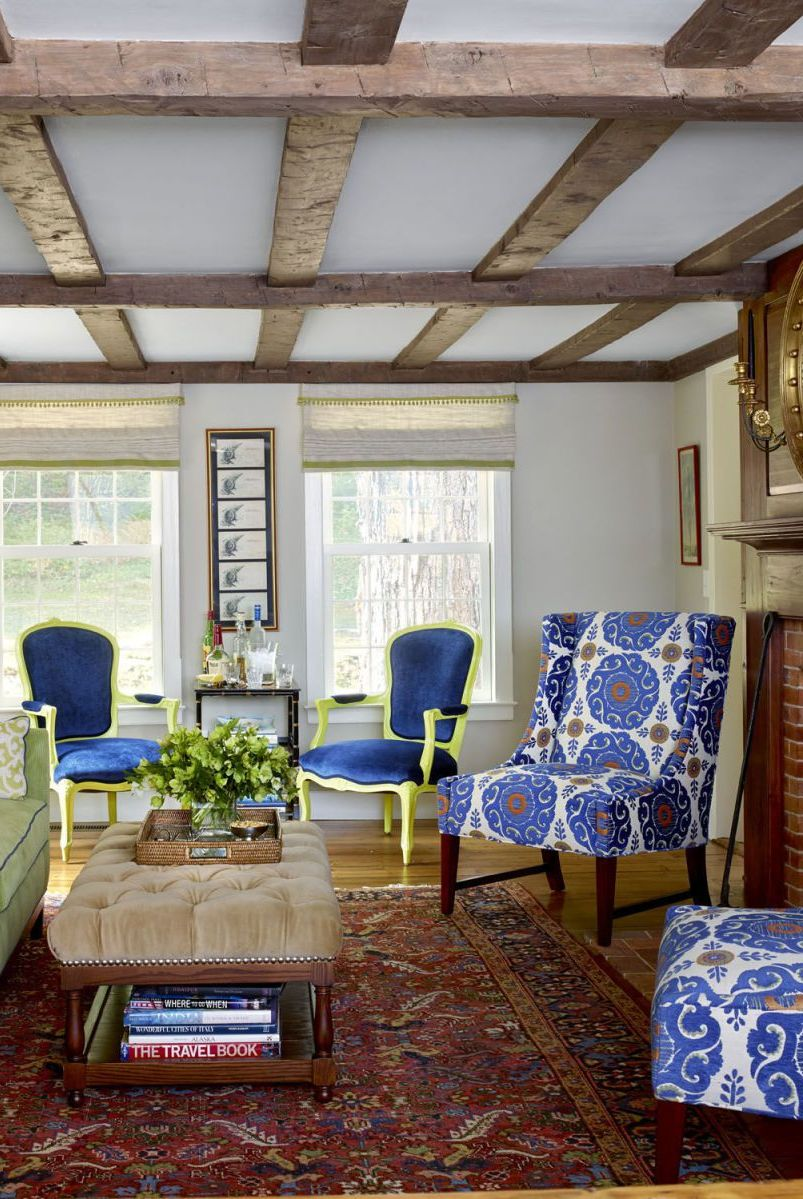 30 Sweet French Country Living Room Designs for Your House