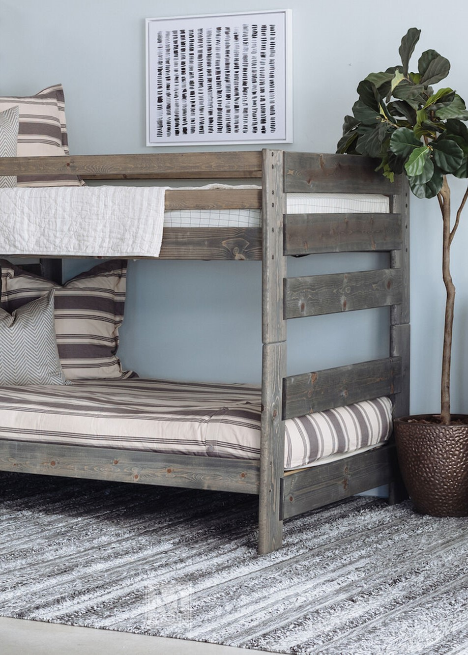 Bunk Bed Charm Bedroom decor