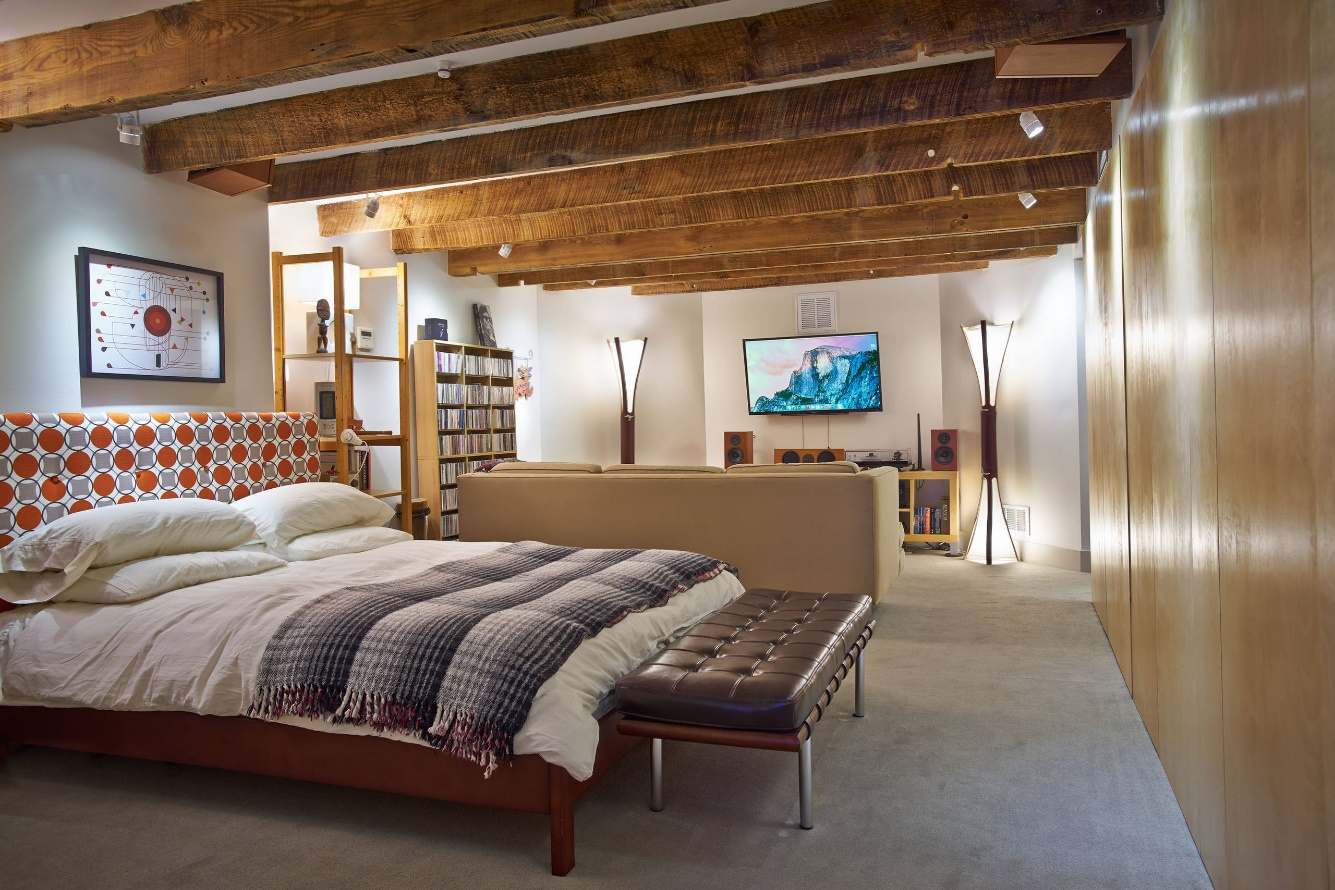 25 Aesthetic Basement Bedroom Ideas To Cozy You Up