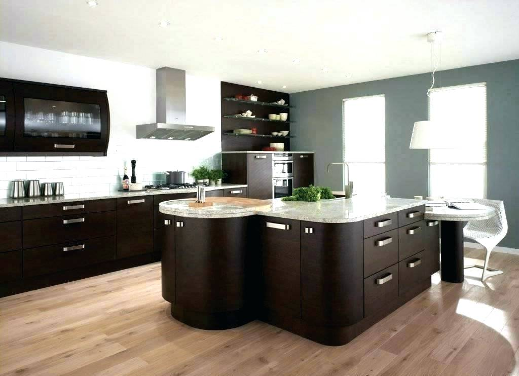 kitchen with elegant lines