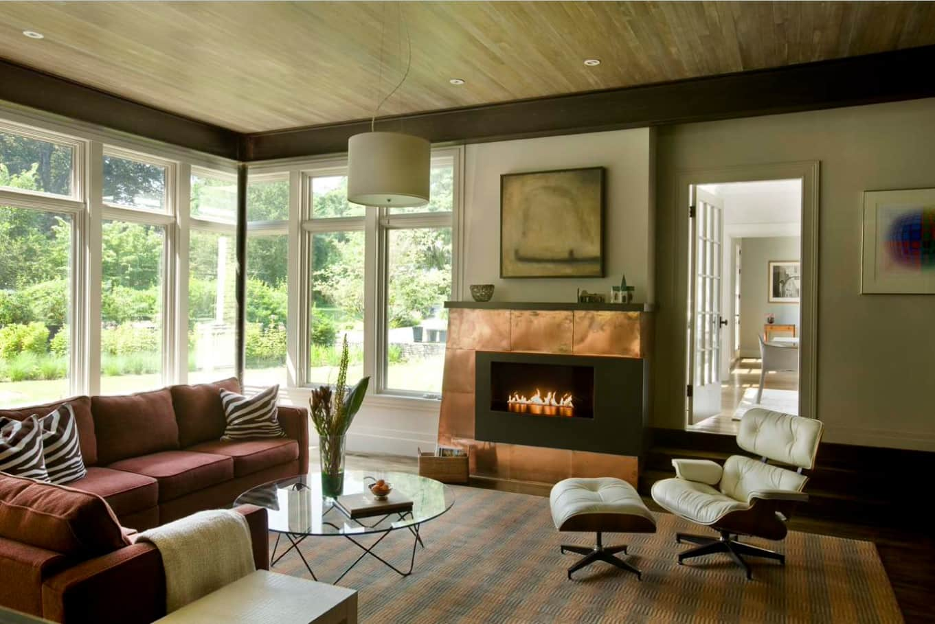 fireplace for a gorgeous living room