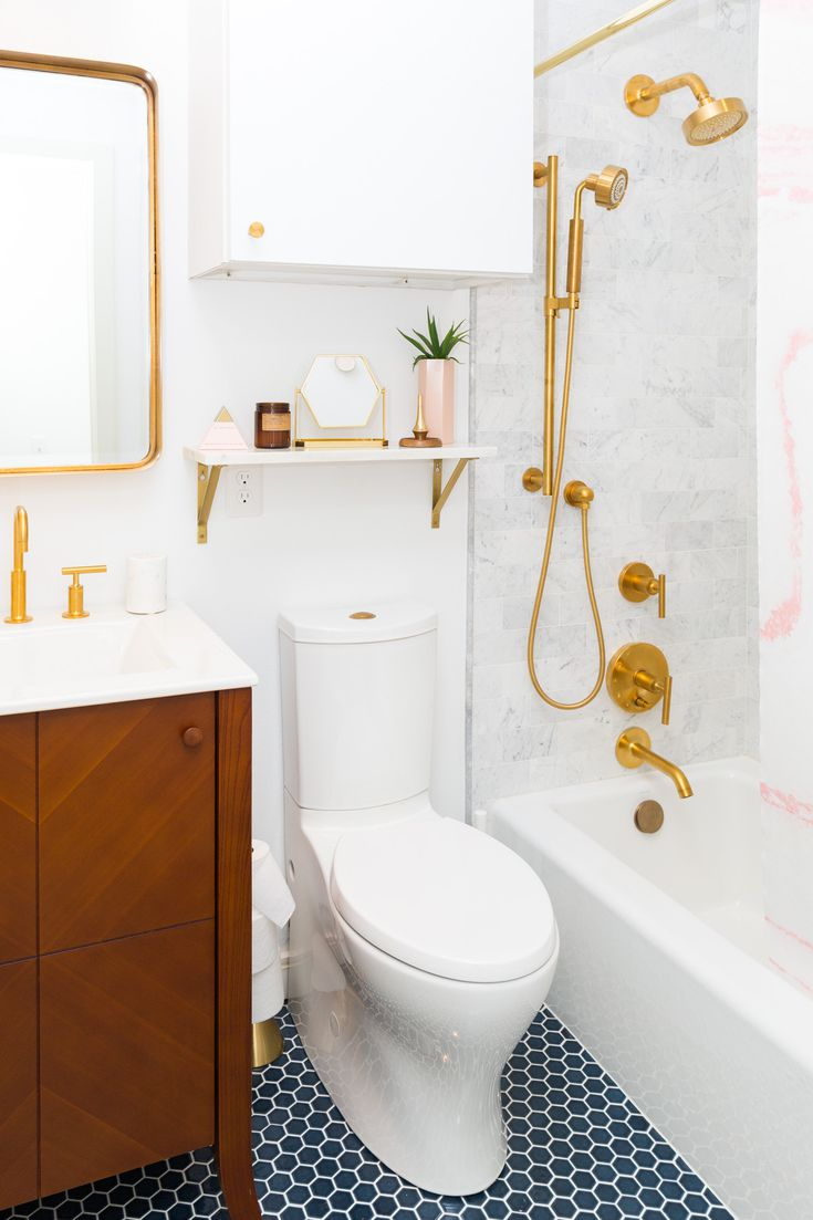 Glamorous Gold Accents