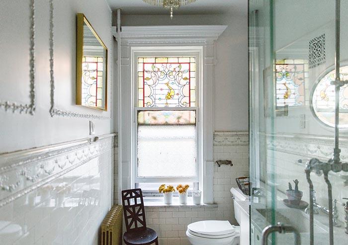 Original Victorian bathroom