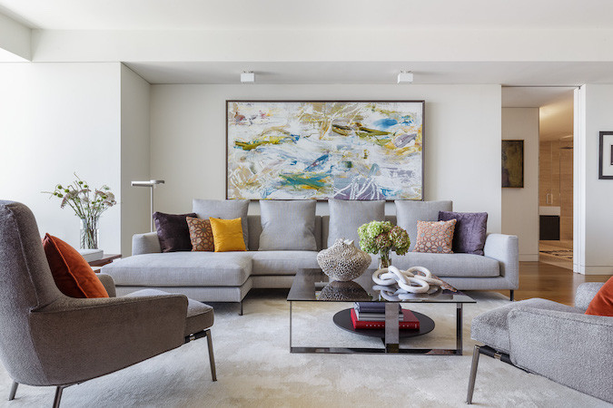 30 Gorgeous Grey Couch Living Room Ideas for Your House