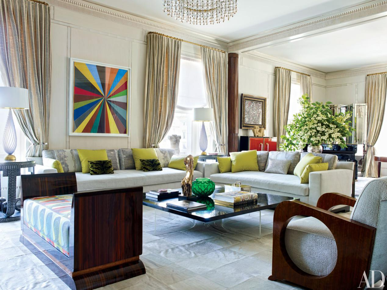 30 Exciting Art Deco Living Room Ideas for Your Future House