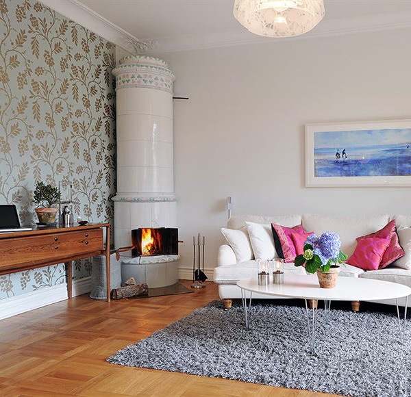 fireplace for a cozy cottage living room
