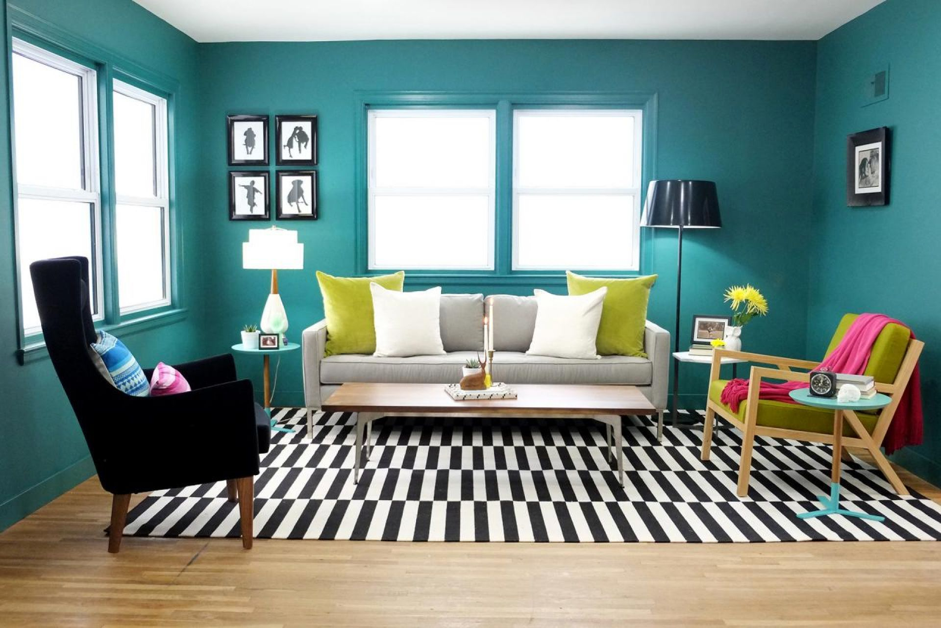 background color for the living room