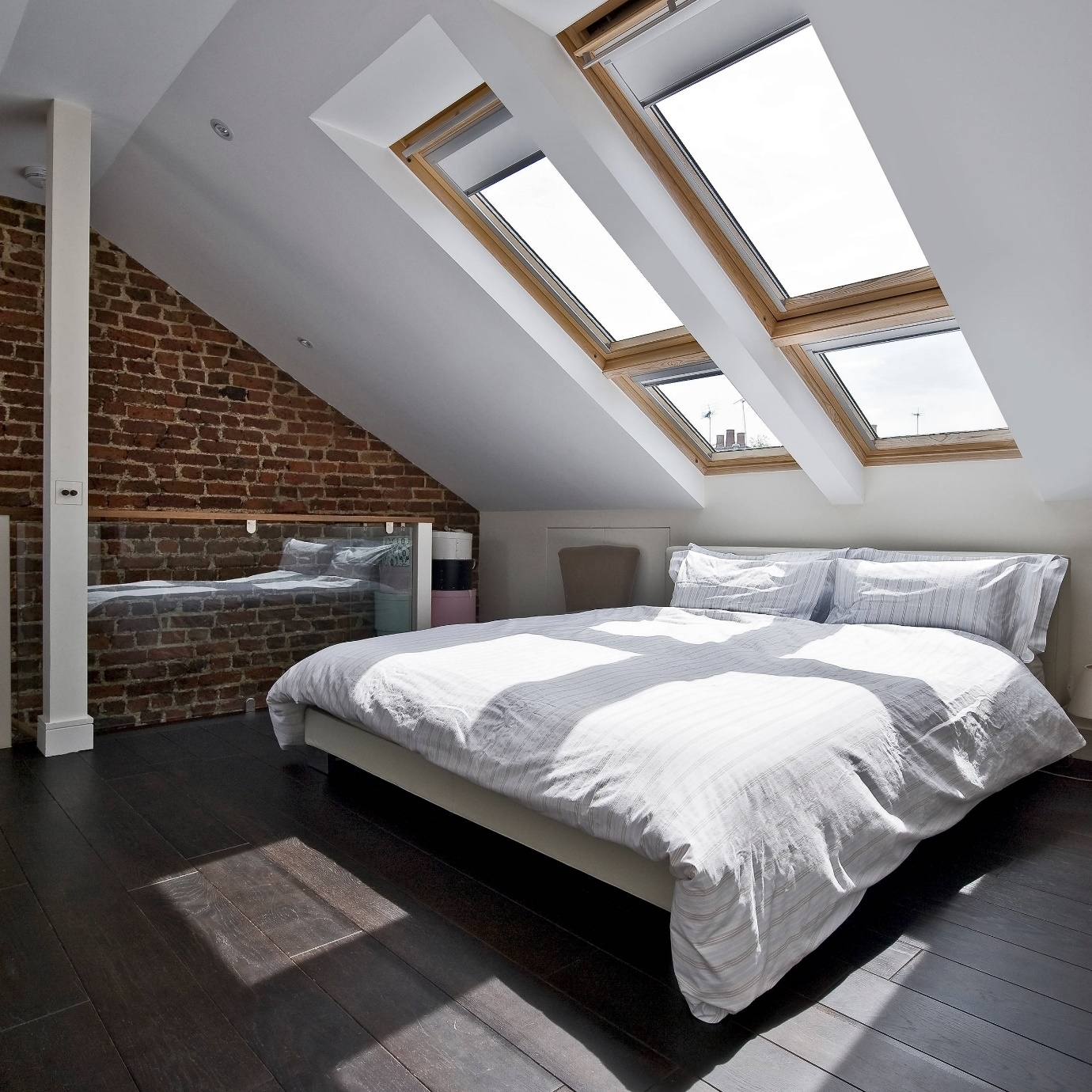 Low ceiling room ideas