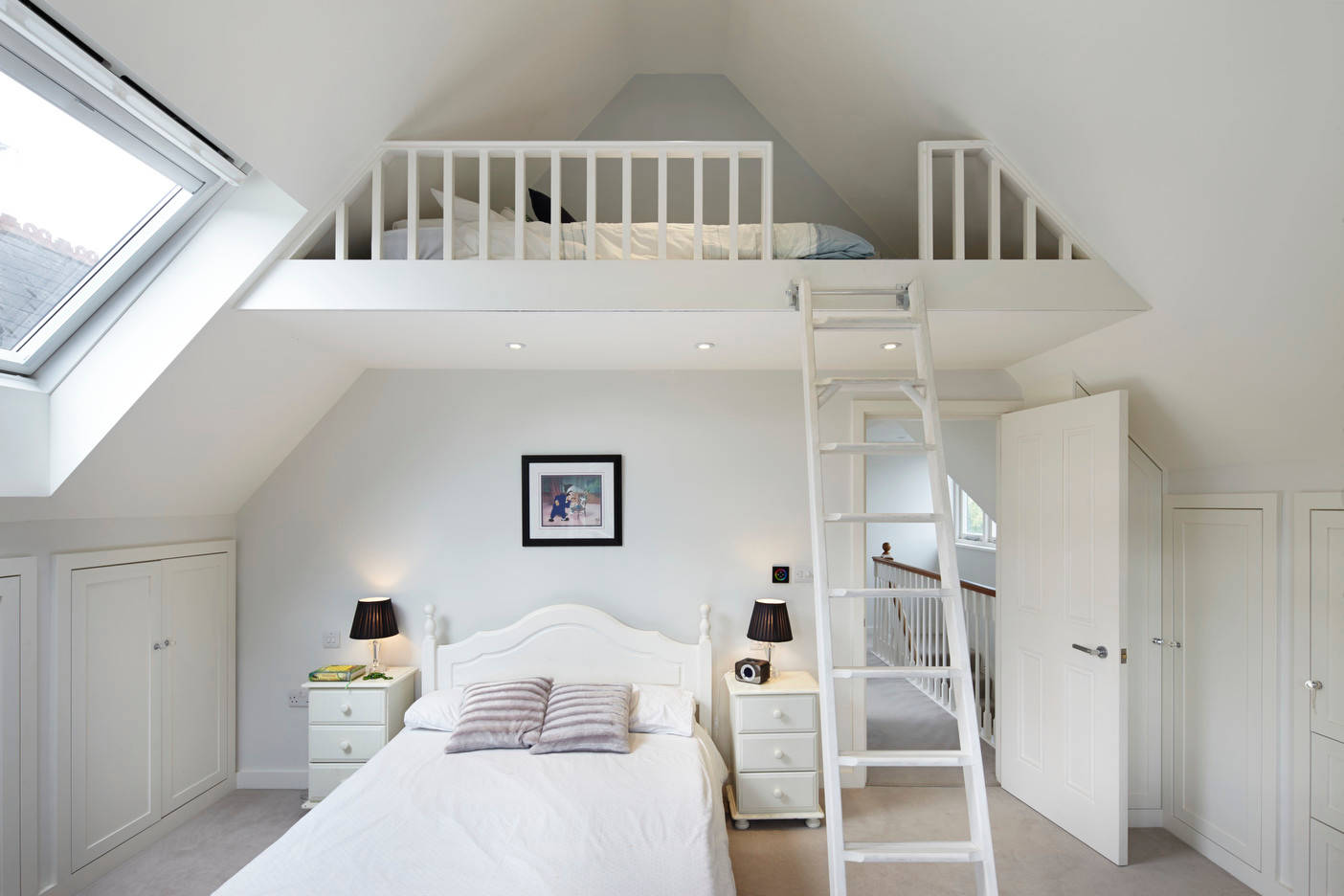 Add another level bedroom