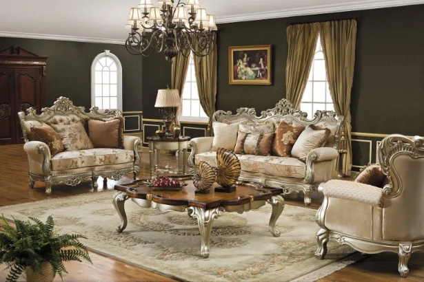 27 Fabulous Timeless Vintage Living Room Wallpaper And Decorating Ideas