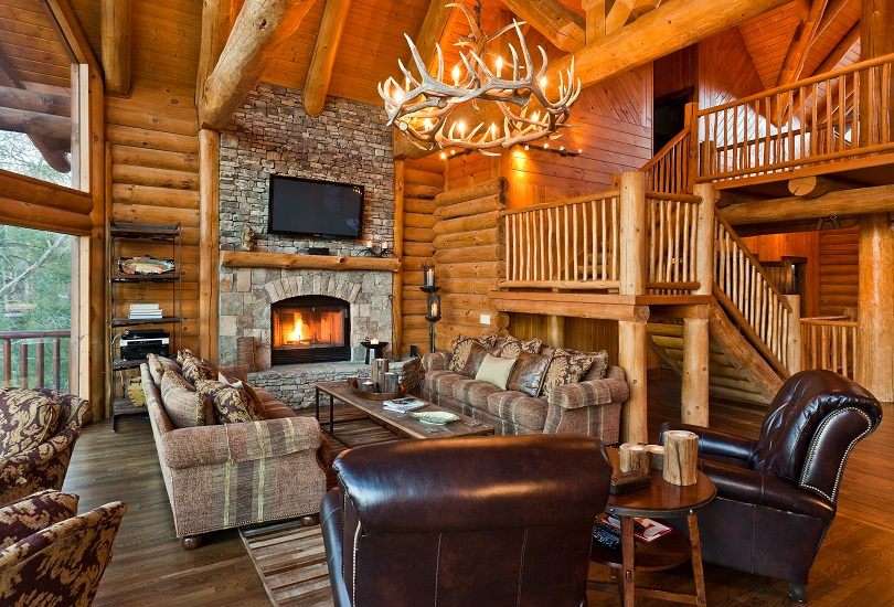 Cabin Living Space