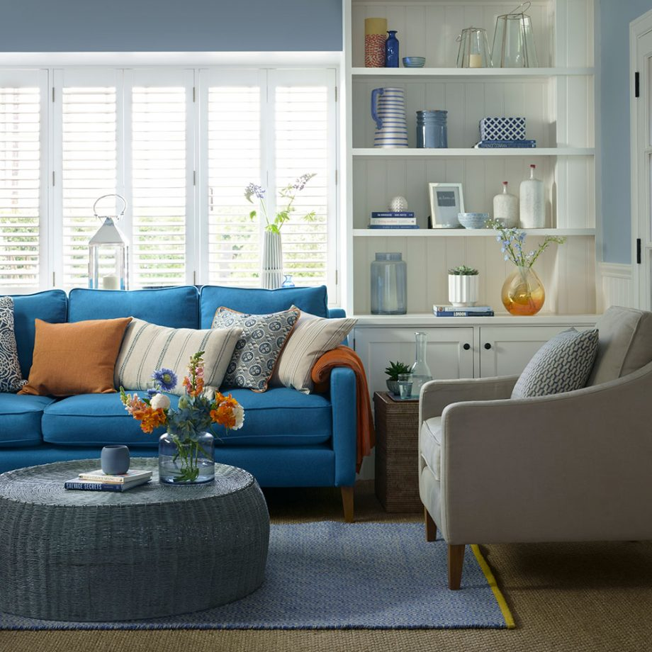 27 Beautiful Blue Navy Living Room Color Scheme Decorating Ideas