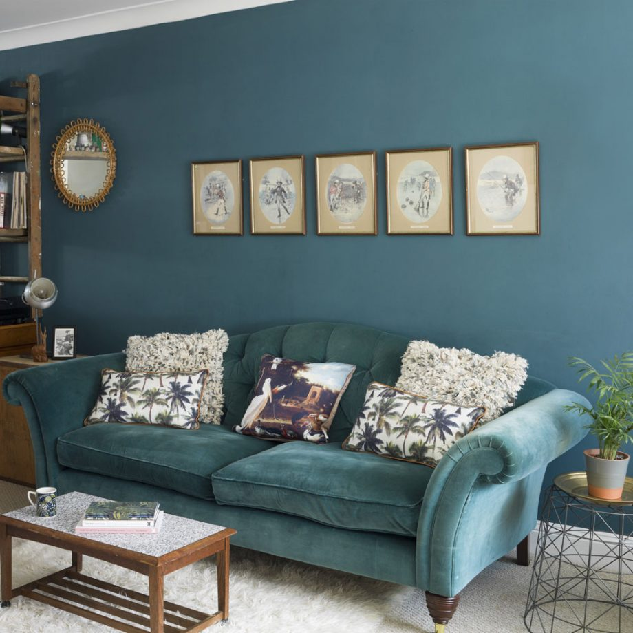 Traditional Teal